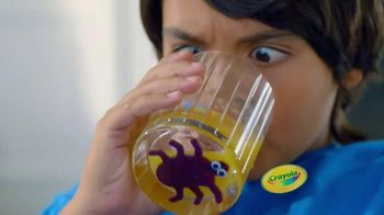 Crayola Cling Creator TV Spot, 'How Do You Cling?' - 849 commercial airings