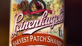 Leinenkugel's Harvest Patch Shandy TV Spot, 'Refreshing Take on Fall' - Thumbnail 1