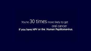 AAOMS TV Spot, 'Oral Cancer' - Thumbnail 6