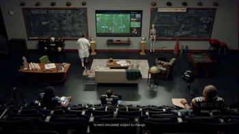 Xbox One TV Spot, 'NFL on Xbox: Professor of Game Day Evolution' - Thumbnail 4