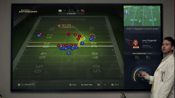 Xbox One TV Spot, 'NFL on Xbox: Professor of Game Day Evolution' - Thumbnail 7