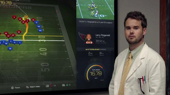 Xbox One TV Spot, 'NFL on Xbox: Professor of Game Day Evolution' - Thumbnail 8