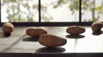 Real California Milk TV Spot, 'Return to Real: Baked Potato' - Thumbnail 1