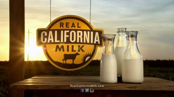 Real California Milk TV Spot, 'Return to Real: Baked Potato' - Thumbnail 6