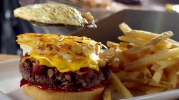 Applebee's All-Day Brunch Burger TV Spot, 'More Fries, Please' - Thumbnail 3