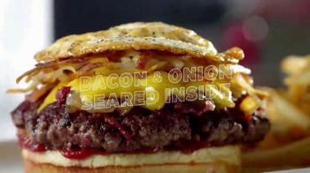 Applebee's All-Day Brunch Burger TV Spot, 'More Fries, Please'