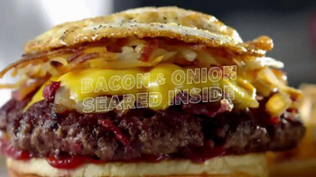 Applebee's All-Day Brunch Burger TV Spot, 'More Fries, Please' - Thumbnail 5