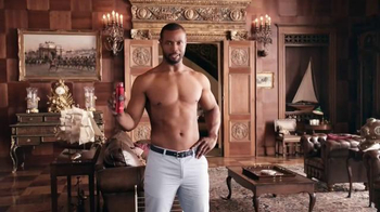 Old Spice Swagger TV Spot, 'Interruption' Featuring Terry Crews - Thumbnail 1