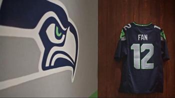 McDonald's Hawks Box TV Spot, 'True Seahawks Fan' - Thumbnail 1