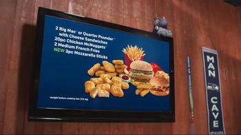 McDonald's Hawks Box TV Spot, 'True Seahawks Fan' - Thumbnail 3