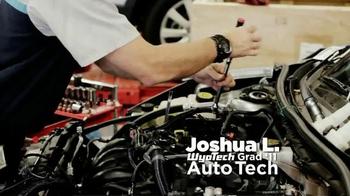WyoTech TV Spot, 'Joshua' - Thumbnail 2