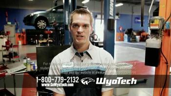 WyoTech TV Spot, 'Joshua' - Thumbnail 4