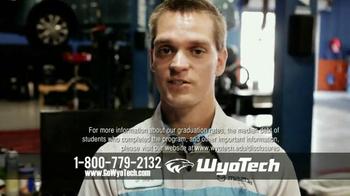 WyoTech TV Spot, 'Joshua' - Thumbnail 5