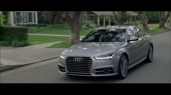 2016 Audi A6 2.0T Quattro Premium Plus TV Spot, 'A Teenager & Her Bestie' - Thumbnail 5