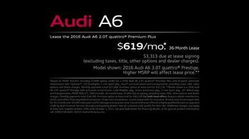 2016 Audi A6 2.0T Quattro Premium Plus TV Spot, 'A Teenager & Her Bestie' - Thumbnail 9
