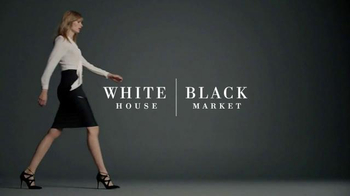 White House Black Market Fall Collection TV Spot, 'Curated. Coveted.' - Thumbnail 2