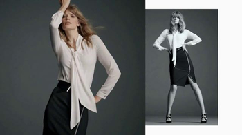 White House Black Market Fall Collection TV Spot, 'Curated. Coveted.' - Thumbnail 3