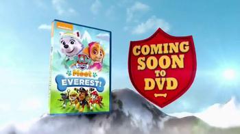 Paw Patrol: Meet Everest! DVD TV Spot