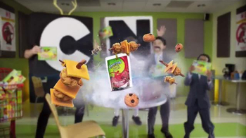 Lunchables Chicken Popper Kabobbles TV Spot, 'Cartoon Network' - Thumbnail 8