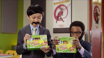 Lunchables Chicken Popper Kabobbles TV Spot, 'Cartoon Network' - Thumbnail 3