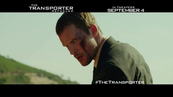 The Transporter: Refueled - Alternate Trailer 9