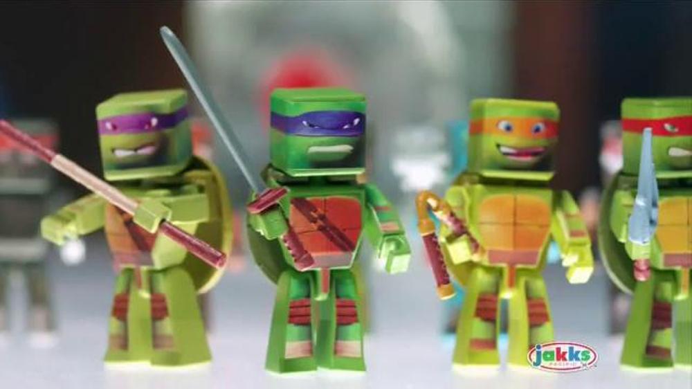 3D Character Creator TV Commercial, 'Teenage Mutant Ninja Turtle' - Video