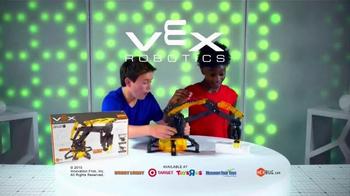 Vex Robotics Arm TV Spot, 'Twist and Turn' - Thumbnail 10