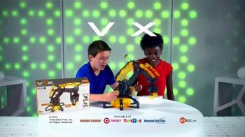 Vex Robotics Arm TV Spot, 'Twist and Turn' - Thumbnail 8