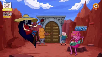 Adventure Time Rockstars of Ooo TV Spot, 'Rock Royalty' - Thumbnail 3