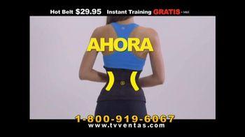 Hot Shapers Hot Belt TV Spot, 'Nuevo estilo' [Spanish]