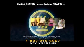 Hot Shapers Hot Belt TV Spot, 'Nuevo estilo' [Spanish] - Thumbnail 5