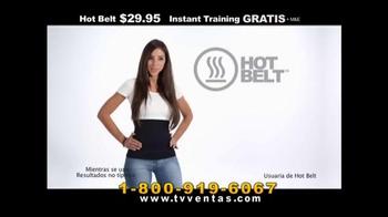 Hot Shapers Hot Belt TV Spot, 'Nuevo estilo' [Spanish] - Thumbnail 6