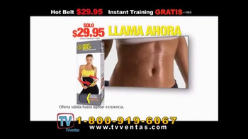Hot Shapers Hot Belt TV Spot, 'Nuevo estilo' [Spanish] - Thumbnail 8