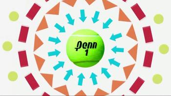 Penn Tennis TV Spot, 'Killer Shot'