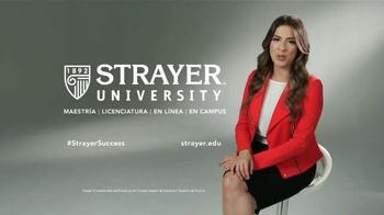 Strayer University TV Spot, 'La clave' Featuring Maity Interiano [Spanish] - Thumbnail 10