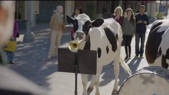 Chick-fil-A Frosted Lemonade TV Spot, 'Musical Cows' - Thumbnail 1