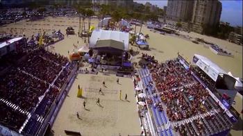 ASICS TV Spot, '2015 World Series of Beach Volleyball' Ft. April Ross - Thumbnail 1