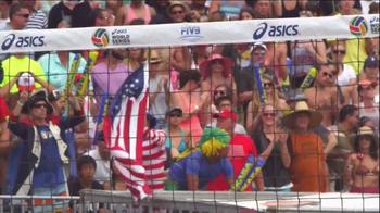 ASICS TV Spot, '2015 World Series of Beach Volleyball' Ft. April Ross - Thumbnail 2