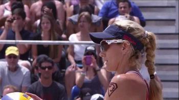 ASICS TV Spot, '2015 World Series of Beach Volleyball' Ft. April Ross - Thumbnail 4
