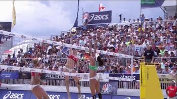ASICS TV Spot, '2015 World Series of Beach Volleyball' Ft. April Ross - Thumbnail 5