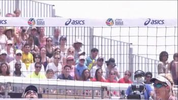 ASICS TV Spot, '2015 World Series of Beach Volleyball' Ft. April Ross - Thumbnail 6