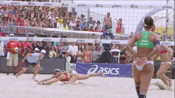 ASICS TV Spot, '2015 World Series of Beach Volleyball' Ft. April Ross - 32 commercial airings