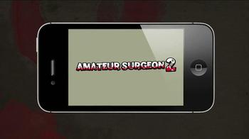 Adult Swim Games TV Spot, 'Amateur Surgeon 2' - Thumbnail 3