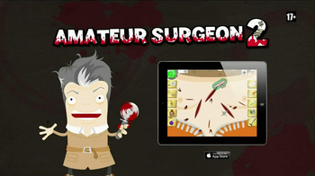Amateur Surgeon 2 TV Spot, 'Adult Swim: Free App of the Week'