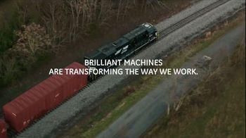 General Electric TV Spot, 'Talking Train'