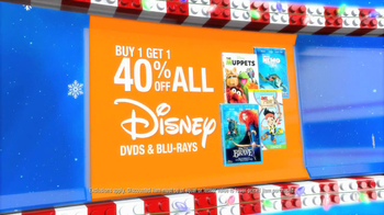 Toys R Us Update TV Spot, 'Buy 1 Get 1 Video Games' - Thumbnail 9