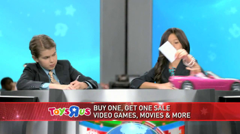 Toys R Us Update TV Spot, 'Buy 1 Get 1 Video Games' - Thumbnail 2