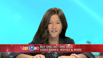 Toys R Us Update TV Spot, 'Buy 1 Get 1 Video Games' - Thumbnail 3