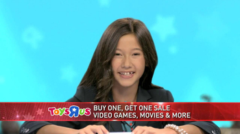 Toys R Us Update TV Spot, 'Buy 1 Get 1 Video Games' - Thumbnail 4