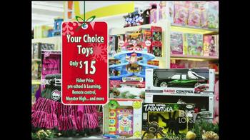Big Lots TV Spot, 'Santa Saves' - Thumbnail 4